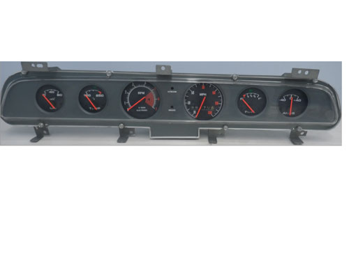 RT Charger Instrument Panel