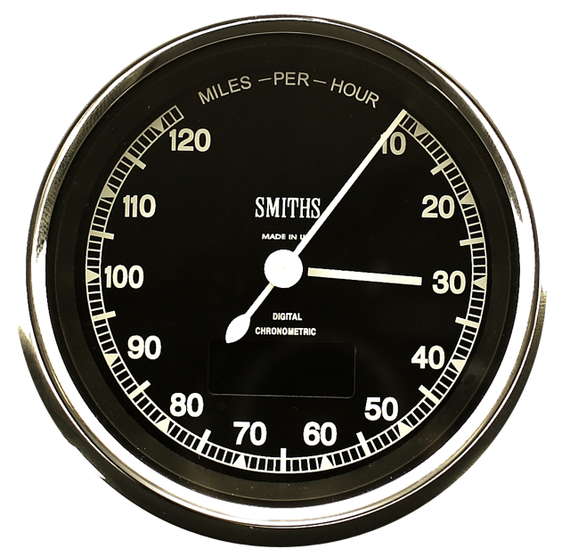 Chronoelectric Speedometer