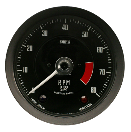 Smiths Mini Electronic Speedometers