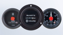 VDO Hourmeters