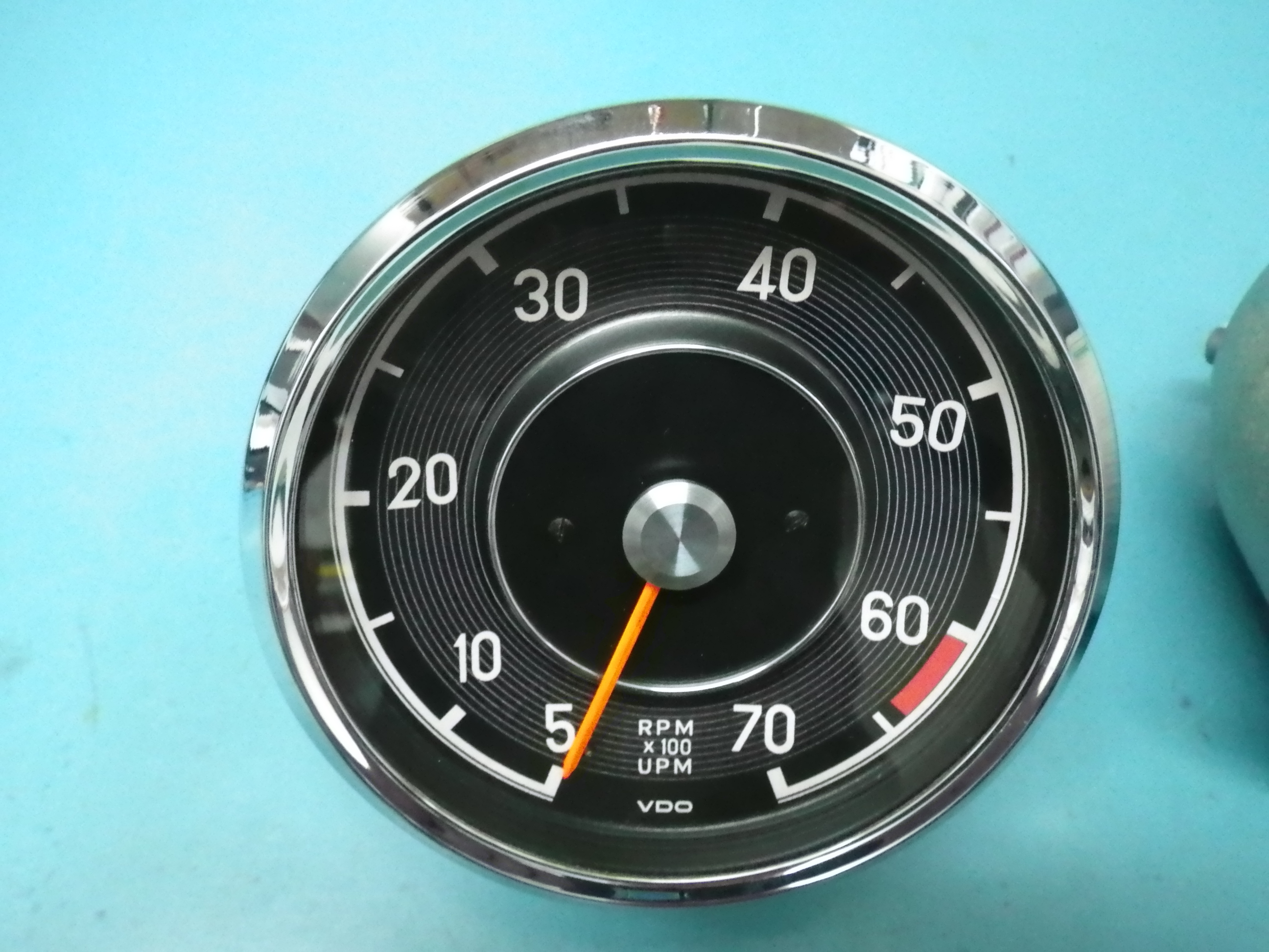 Vdo Gauges Tachometer Smiths Chronometric Marine Speedometer Speedometers Gps Speed Sensor Mercedes Gull Wing